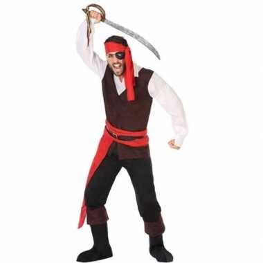 Originele piraat john verkleed carnavalskleding/carnavalskleding here