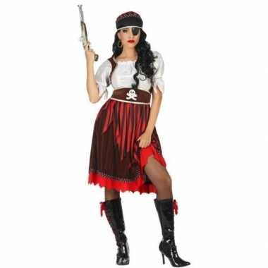 Originele piraat rachel verkleed carnavalskleding/carnavalskleding da