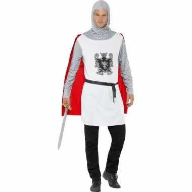 Originele ridder carnavalskleding heren