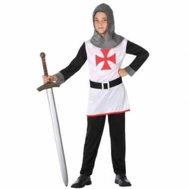 Originele ridder carnavalskleding/verkleed carnavalskleding jongens