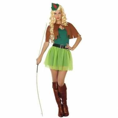 Originele robin hood carnavalskleding dames