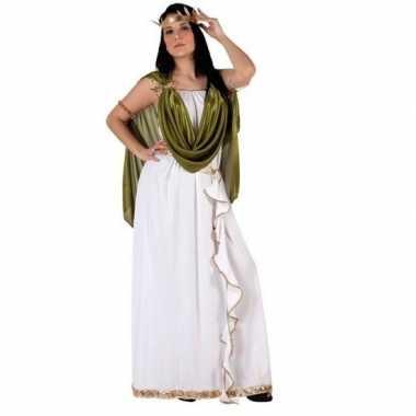 Originele romeinse/griekse dame livia verkleed carnavalskleding/carna