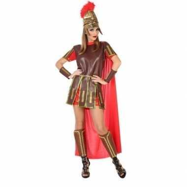 Originele romeinse soldaat/gladiator felicia carnavalskleding/carnava