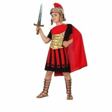 Originele romeinse soldaat marius verkleed carnavalskleding jongens