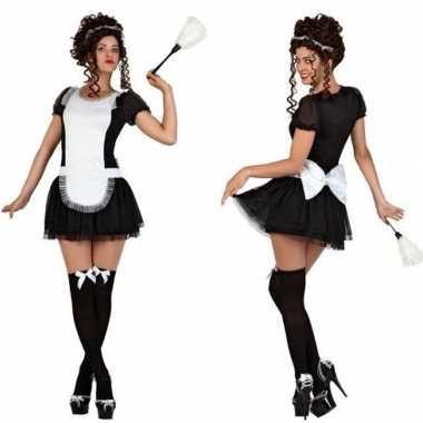 Originele sexy dienstmeisje verkleed carnavalskleding/carnavalskledin