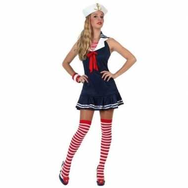 Originele sexy matrozen verkleed carnavalskleding/carnavalskleding da