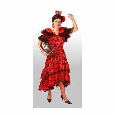 Originele  Spaans carnavals carnavalskleding dames