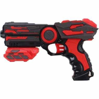 Originele speelgoed foam pijltjes wapen/pistool pro shooter ii carnav