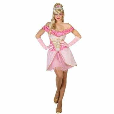 Originele sprookjes prinses verkleed carnavalskleding dames