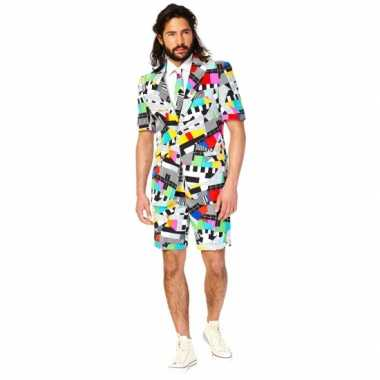 Originele  Summersuit testbeeld heren carnavalskleding
