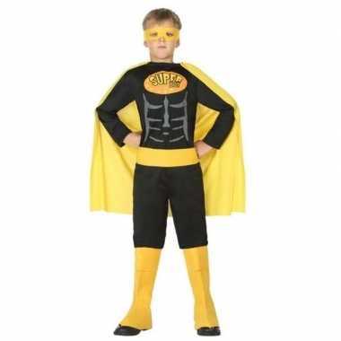 Originele superheld vleermuis carnavalskleding/verkleed carnavalskled