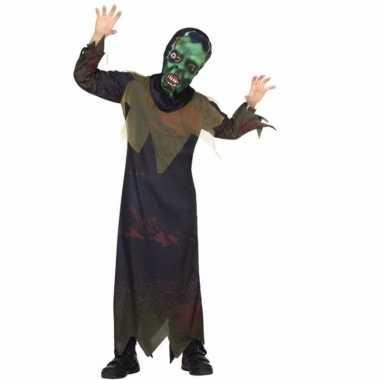 Originele verkleed carnavalskleding monster jongens