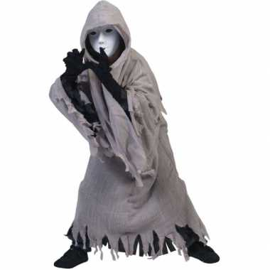 Originele verkleed spook gewaad kinderen carnavalskleding