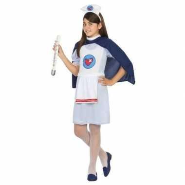 Originele verpleegster/zuster verkleed carnavalskleding meisjes