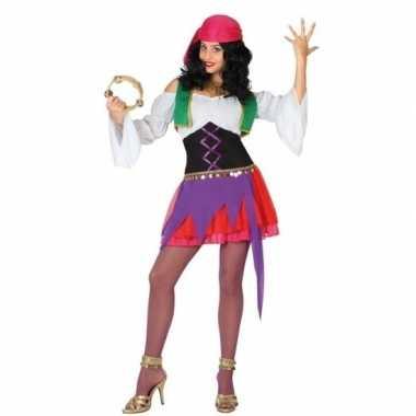Originele zigeunerin carnavalskleding dames