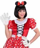 Originele cartoon handschoenen volwassenen carnavalskleding
