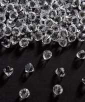 Originele diamantjes transparant mm carnavalskleding
