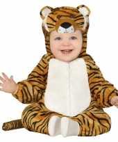 Originele dieren carnavalskleding tijger verkleed carnavalskleding peuters maanden