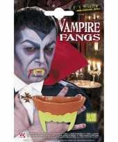 Originele feest gebitjes vampier carnavalskleding