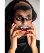 Originele griezelig vampier masker carnavalskleding