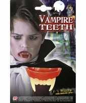Originele halloween kinder gebit vampier carnavalskleding