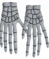 Originele handschoenen botten carnavalskleding