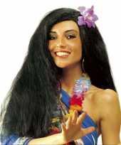 Originele hawaii pruiken bloem carnavalskleding