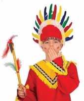 Originele indianen tooi kinderen carnavalskleding