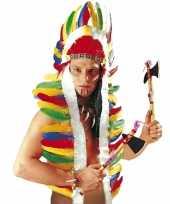 Originele indianentooi volwassenen carnavalskleding