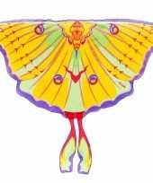 Originele komeetstaart vlinder vleugels kinderen carnavalskleding