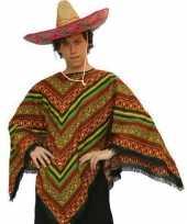 Originele mexicaanse carnavalskleding volwassenen