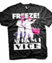 Originele miami vice freeze t shirt heren carnavalskleding