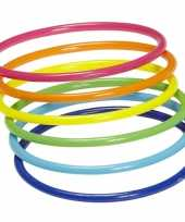 Originele neon armbandjes stuks carnavalskleding
