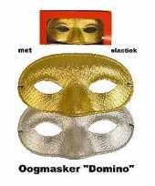 Originele party oogmaskers glitters carnavalskleding