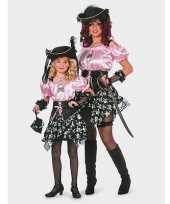 Originele piraat carnavals carnavalskleding dames