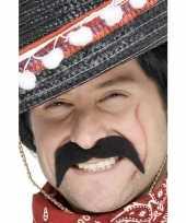 Originele plak snorren een mexicaan carnavalskleding