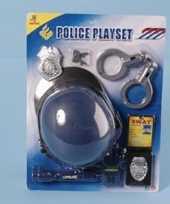 Originele politie spullen kinderen carnavalskleding