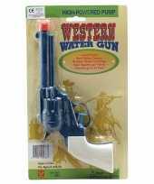 Originele revolver waterpistool carnavalskleding