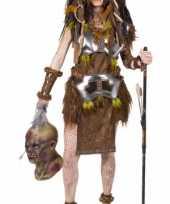 Originele stam carnavalskleding dames