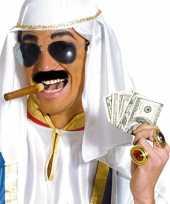 Originele verkleed carnavalskledingketje arabier